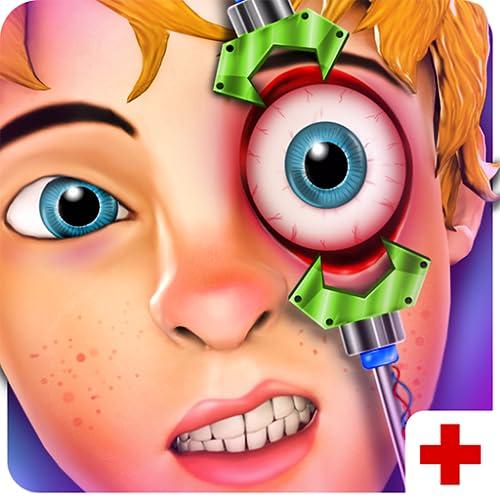 Augen Kataraktchirurgie Simulator