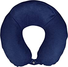 Zofey Neck Pillow for Travel Memory Foam, Travel Pillow Neck Rest, Neck Pillow for Flight Travel with Washable Cover