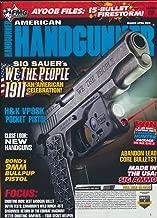 American Handgunner : SIG Sauer Ammo; Yesteryears' Pocketknives; Allen & Wheelock's .44 Lipfire Revolver; Day Tom Mix Didn't die