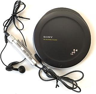 SONY ソニー CD ウォークマン (シルバー) D-EJ2000 ポータブル CD プレーヤー