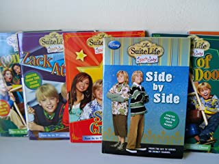 The Suite Life of Zack and Cody Book Set: Disney Channel Series (Book Sets for Kids: Kindergarten - Grade 1)