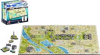 4D Cityscape Mini Puzzle (164 Piece), Washington DC