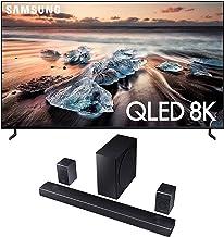 "Samsung QN65Q900RB (7680 x 4320) 65"" Ultra High Definition 8K QLED TV with a Samsung HW-Q90R 7.1.4 Channel Harmon Kardon S..."