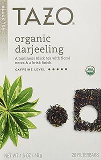 Tazo Organic Darjeeling Tea, 20 ct