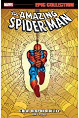 Amazing Spider-Man Epic Collection: Great Responsibility (Amazing Spider-Man (1963-1998)) (English Edition) eBook Kindle