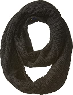 Traveling Aran Neck Ring Scarf