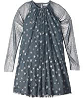 Stella McCartney Kids - Misty Star Printed Tulle Dress (Toddler/Little Kids/Big Kids)