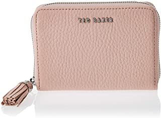 Ted Baker Womens Bow Flap Mini Leather Purse, Pink - 155772