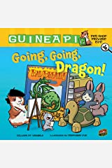 Going, Going, Dragon!: Book 6 (Guinea PIG, Pet Shop Private Eye) Kindle Edition