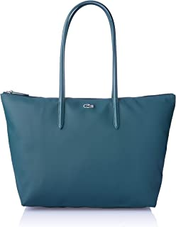 Lacoste NF1888PX L1212 L Shopping Bag, Green Gables