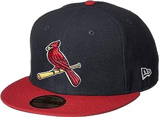 (ニューエラ)NEW ERA ベースボールウェア MLB ACPERF セントルイス・カージナルス オルタネイト2キャップ 17J 11449338 [ユニセックス] 11449338 チームカラー 7.1/4