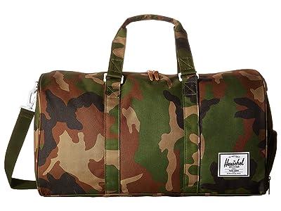Herschel Supply Co. Novel (Wcamo/Zip) Duffel Bags