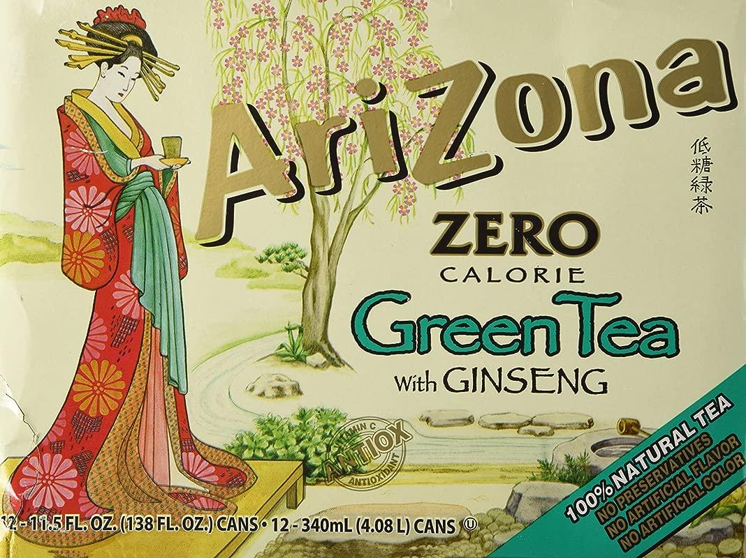 Arizona Diet Green Tea 11 5 Ounce 12 Count