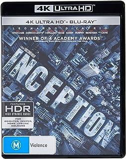 Inception (4K Ultra HD + Blu-ray)