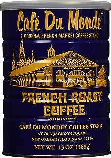 Cafe Du Monde French Roast Dark Coffee, 13 Ounce