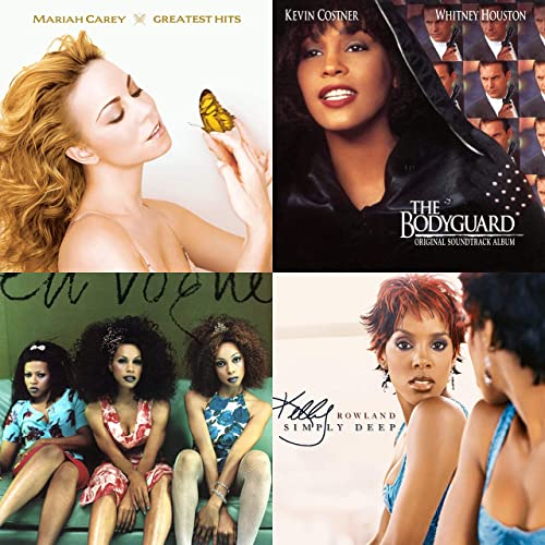 Classic Mariah Carey And More By Tamia Boyz Ii Men Deborah Cox Swv Brownstone Whitney Houston Kelly Rowland En Vogue Toni Braxton Mariah Carey Aaliyah Groove Theory On Amazon Music Amazon Com