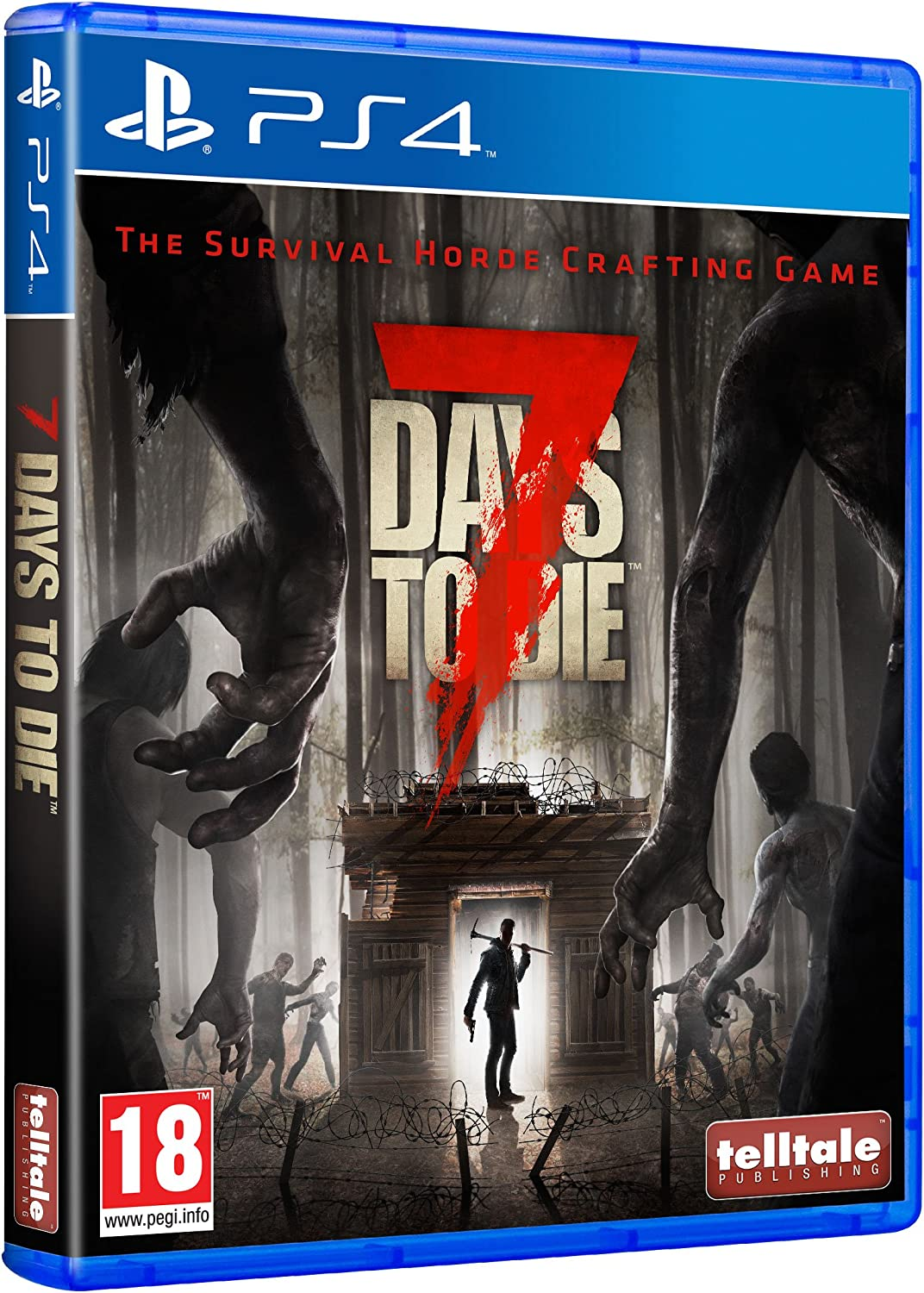 7 Days To Die Ps4 Amazon Co Uk Pc Video Games