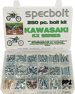 kawasaki kx 125 plastics