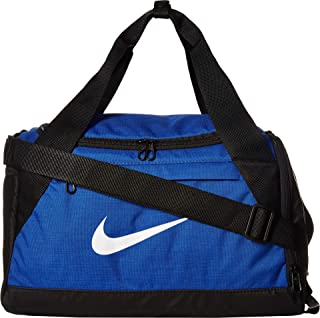 Unisex Brasilia Extra Small Training Duffel Bag Game Royal/Black/White One Size