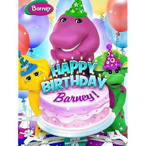 Barney Birthday Amazon