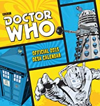 Official Doctor Who 2015 Desk Easel Calendar