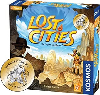 Best lost cities card game Reviews