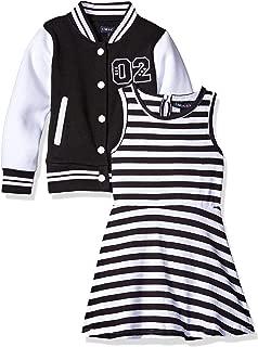 varsity jacket dress