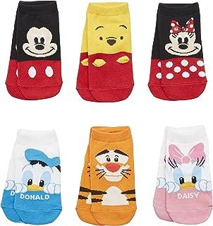 Sockstheway Kids Girls Boys Super Hero Cartoon Series Ankle Cotton Socks Baby Toddler Child, 5 Pairs Pack