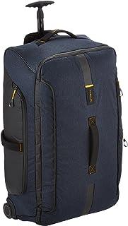 SAMSONITE- Paradiver light - Duffle à Roulettes 79 cm, 121.5L, Jeans Blue