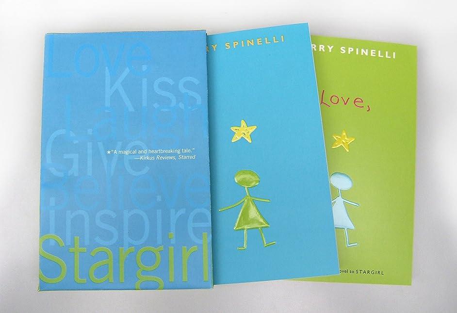 主張するリーフレット乙女Stargirl/Love, Stargirl Paperback Box Set