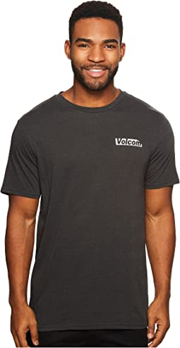 Volcom - Liberate Stone Short Sleeve Tee