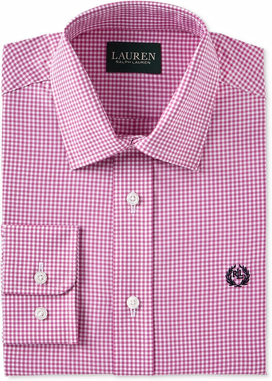 Ralph Lauren Polo Boys Gingham Shirt 16