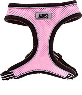 Chai's Choice Pet Products Easy Walk Dog Harness Vest for Small and Medium Dogs