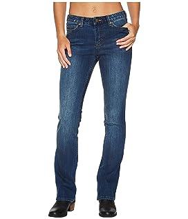 Slim Fit Layton Bootcut Jeans