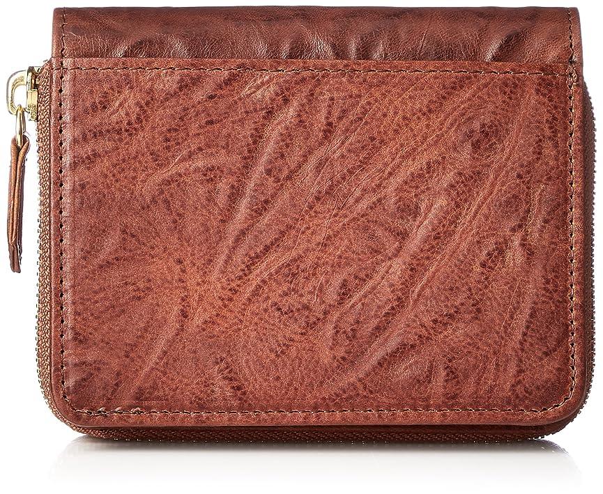 パプアニューギニア発明するクレジット(エスペラント) esperanto オリジナルイタリアレザー ミドル財布 ESP-6305