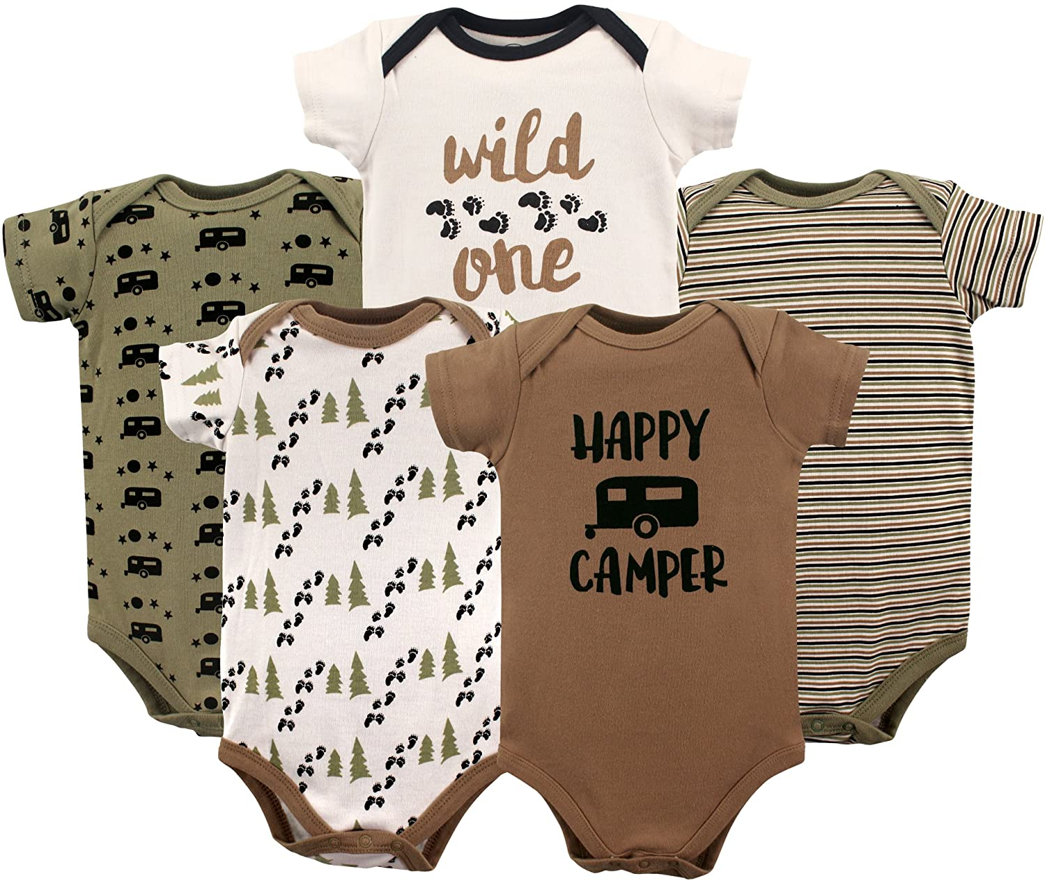 Luvable specialty shop Friends Baby Girls' Cotton Mail order Bodysuits