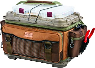 Plano Guide Series 3700 size bag - includes six 3750's Tan/Brown