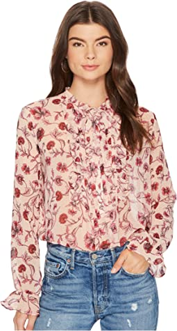 For Love and Lemons - Agnes Button Up Blouse