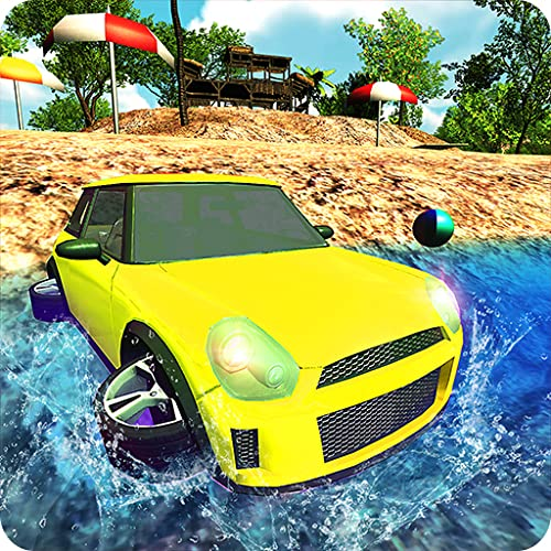 Boat Car - Beach Explorer 2017 3D