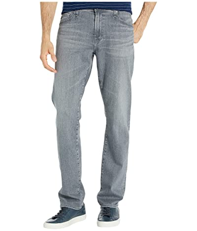 AG Adriano Goldschmied Everett Slim Straight Leg Jeans in Courier (Courier) Men