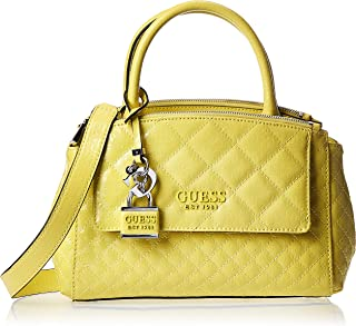 Guess Womens Handbag, Yellow - SY766605