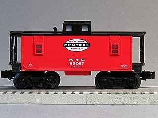 NEW YORK CENTRAL CABOOSE O GAUGE red