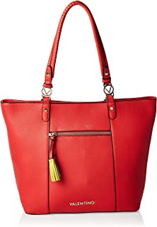 Valentino Tote Bag for Women- Red