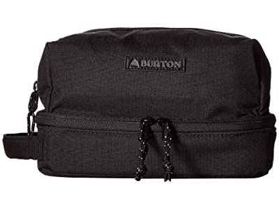 Burton Low Maintenance Kit (True Black Triple Ripstop) Travel Pouch