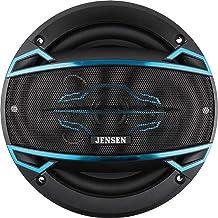 $20 » Jensen JS465 4-Way 6 ½ inch Car Speakers with 160-Watt Power & 35mm Mylar Balanced Dome Midrange (Renewed)