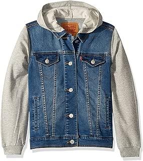 Boys' Hooded Trucker Jacket