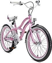 BIKESTAR Bicicleta Infantil para niños y niñas a Partir de 6 años   Bici 20 Pulgadas con Frenos   20