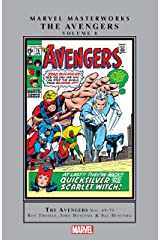 Avengers Masterworks Vol. 8 (Avengers (1963-1996)) (English Edition) eBook Kindle