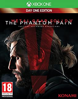 Metal Gear Solid V (5): The Phantom Pain - Day 1 Edition /xbox One (輸入版)