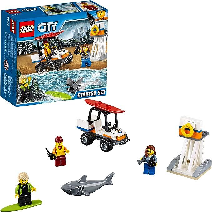 944 opinioni per LEGO 60163 City Coast Guard Starter Set Guardia Costiera
